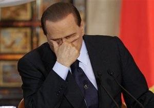 Берлускони обвиняет оппозицию в использовании судов и СМИ в борьбе против него
