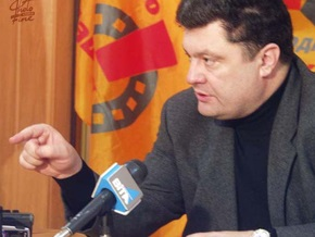 Порошенко обвинил Стельмаха в сокрытии информации