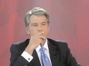 Украинцев интересует цена избавления от Ющенко