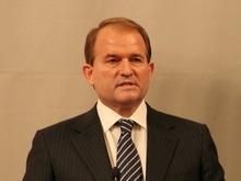Медведчук готовит возвращение в большую политику
