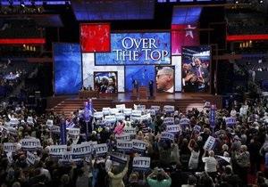 Ромни стал кандидатом в президенты США от республиканцев