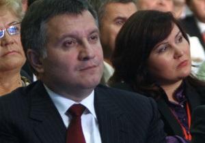 В Батьківщине не знают о сроках возвращения Авакова в Украину