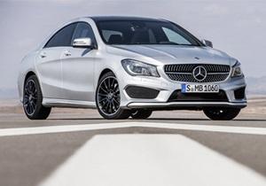 Самый дешевый седан Mercedes появился в Украине