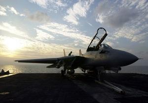 Иранские военные установили на истребителях F-14 новое вооружение