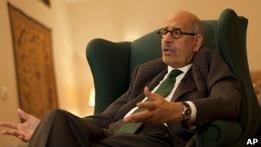 Эль-Барадеи вышел из президентской гонки в Египте