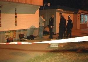 В Броварах студент ради выручки убил работницу кафе