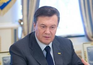 Янукович намерен выступить в Раде с ежегодным посланием