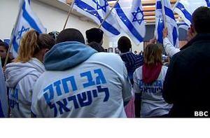 Израильская  русская улица  голосует за правых