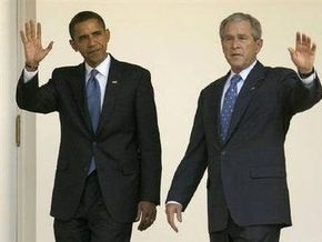 В Белом доме прошла встреча двух президентов
