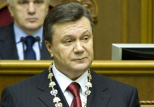 Янукович: Имя нового премьера назовет коалиция