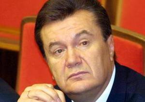 Янукович выразил соболезнования Путину в связи с наводнением на Кубани