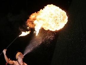 С 5 по 7 июня в Киеве пройдет фестиваль огня