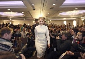 Тимошенко хотела бы видеть в своей команде Яценюка и Гриценко