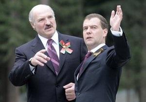Лукашенко готов отдать России контроль над Белтрансгазом