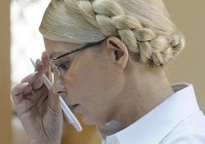 Защита Тимошенко нашла ошибки в обвинительном заключении