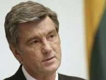 Ющенко проголосует утром в центре города