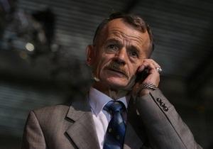 Члены Меджлиса возмущены решением Януковича