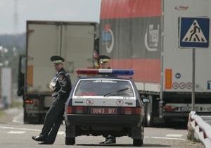 Автомобилисты устроили в центре Минска акцию протеста против повышения цен на топливо