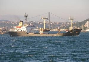 В Японском море терпит бедствие теплоход с россиянами на борту