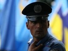 В Киеве задержали двух несовершеннолетних с  черными  листовками