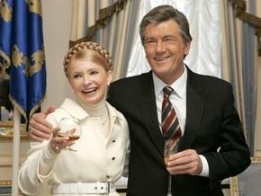 В киевском ресторане можно выпить мягкого Ющенко, крепкую Тимошенко или сладкого Медведева