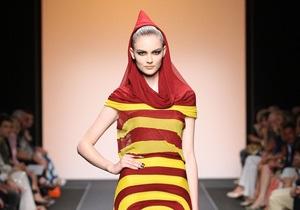Фотогалерея: Вдохновленный Феллини. Показ Жана-Поля Готье на Альта Мода в Риме