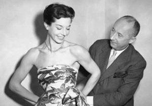 Мир моды отмечает 105-летие Кристиана Диора