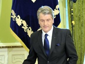 Ющенко: Для роспуска Верховной Рады нет оснований