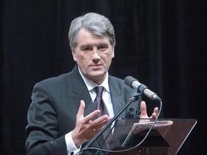 The Times: Ющенко хочет улучшить отношения с Москвой на фоне предстоящего охлаждения с НАТО