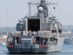 Украинский флот проверят на соответствие стандартам НАТО