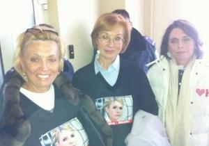 Женщины-депутаты посетили колонию Тимошенко