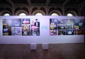 В Киеве открылась выставка проекта Месяц Николая Винграновского
