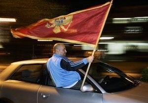 Кабмин утвердил безвизовый режим с Черногорией