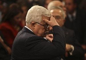 Палестинский лидер прервал визит в Тунис из-за смерти брата