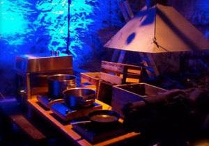 В Финляндии откроют ресторан в известняковой шахте