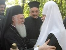 НГ: Донецк не встретит Патриарха