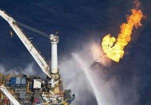 ВР начала переустановку защитного купола в Мексиканском заливе