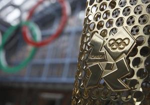 Маршрут олимпийского огня расписан по часам