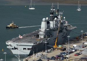 Флагманский корабль ВМС Великобритании выставили на продажу