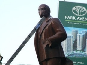 Поврежденный памятник Ленину не относится к культурным ценностям ЮНЕСКО