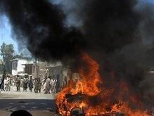 Мощный взрыв в Афганистане (обновлено)