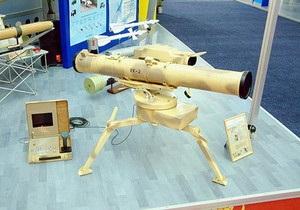 Украина испытает противотанковый ракетный комплекс Стугна-П