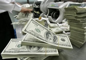 Межбанк закрыл первый день недели ростом доллара
