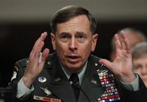 Командующий силами НАТО в Афганистане и герой войны в Ираке может стать директором ЦРУ