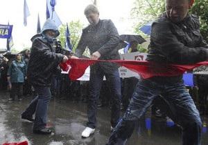Львовский горсовет запретил советскую символику