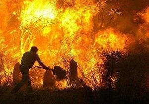 В Луганской области горит шахта, рабочих эвакуировали