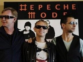 В Афинах госпитализирован солист  Depeche Mode