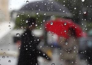 погода в Украине - В Украине объявлено очередное штормовое предупреждение
