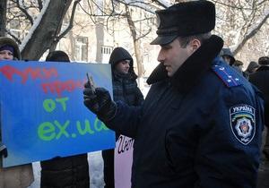 МВД утверждает, что EX.ua разблокировали не из-за хакерских атак