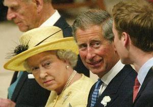 Британцы начали экономить на королевской семье